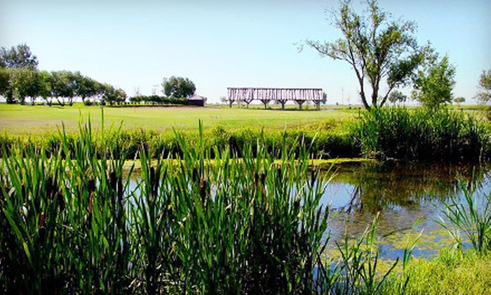 The Bridges at Claresholm - Claresholm: $44 for a Golf Outing for Two at The Bridges at Claresholm (Up to $88 Value)