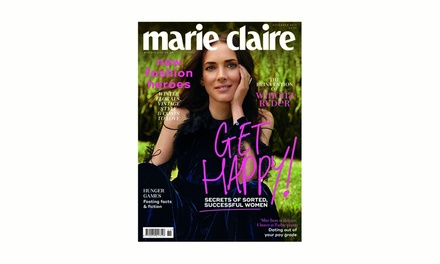 Marie Claire Subscription