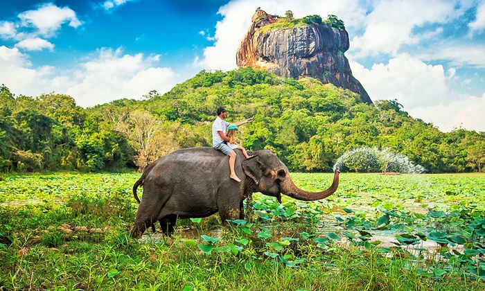 THE BUZZ FZ LLC - Colombo: ✈ Sri Lanka: Up to 4-Night Stay with 4* Accommodation, Breakfast, Tours and Option for Flights*