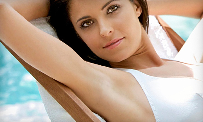 Image Maker Medical Aesthetics - Coral Way: 12 Laser Hair-Removal Treatments on Small or Small and Medium Areas at Image Maker Medical Aesthetics in (Up to 94% Off)