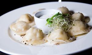 Kantyna Food Passion Garnizon: Pierogowa uczta z zupą, deserem i więcej od 34,99 zł w Kantynie Food Passion Garnizon w Gdańsku (-40%)