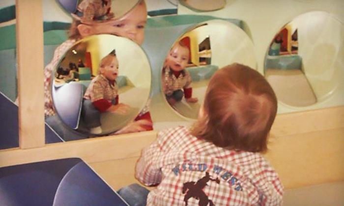 San Antonio Children's Museum - Downtown: San Antonio Children's Museum Outing for Two or Four (Up to 53% Off)