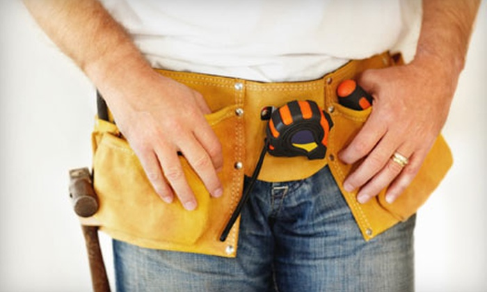 A Bit of Help Handyman Services - Millcreek: $65 for Two Hours of Handyman Services from A Bit of Help Handyman Services (Up to $300 Value)