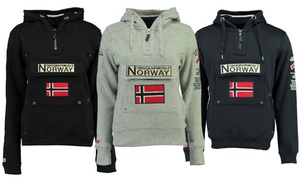 (Mode)  Sweat Geographical Norway Gymclass -62% réduction