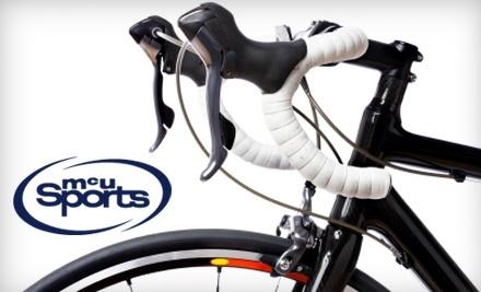 McU Sports: Basic Bike Tune-Up - McU Sports in Boise