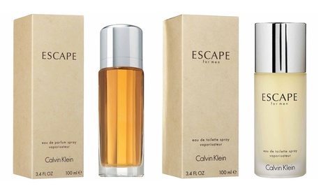 Calvin Klein Escape Eau de Parfum or Eau de Toilette for Men and Women (3.4 Fl. Oz.) 5191a410-fb63-4a0a-a8b2-a211d229fd14