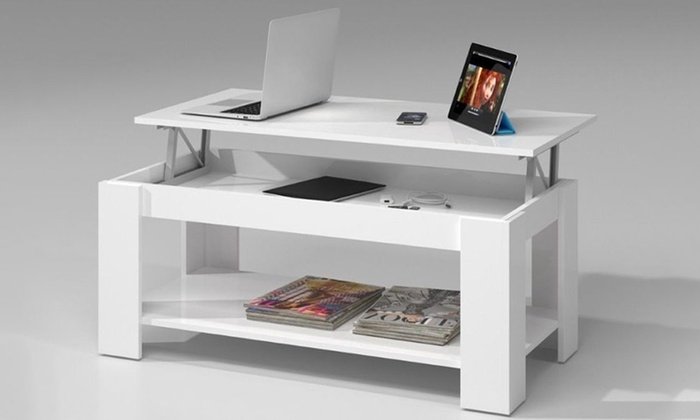 Lift Top Coffee Table Groupon Goods