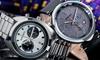 Breed Chronograph Watch