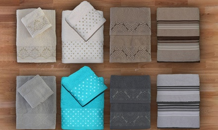 Set asciugamani Cieffepi H.C.