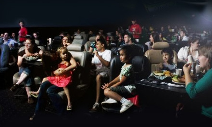 Chunky's Cinema Pub - Multiple Locations: $24 for a Movie Package for Four at Chunky's Cinema Pub (Up to $56 Value)