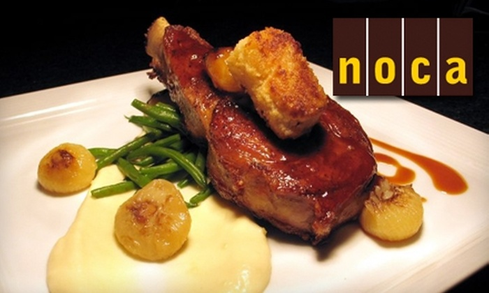 Noca - Camelback East: $30 for $60 Worth of American Fine Dining and Drinks at noca