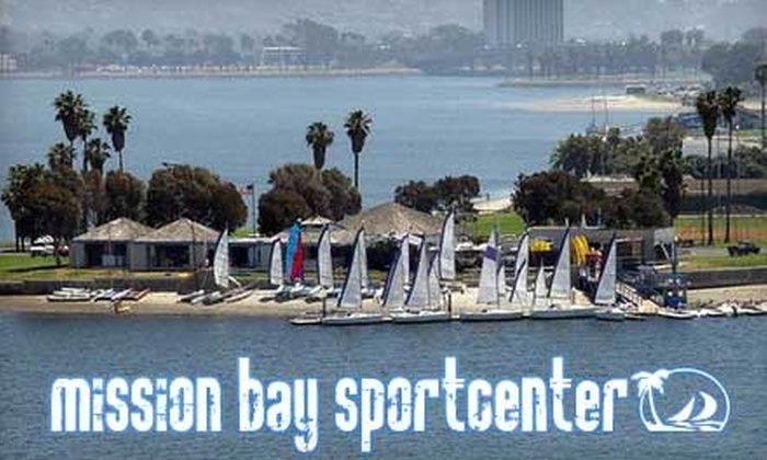Mission Bay Sportcenter - Mission Beach: $299 for a Season Sailing Pass from Mission Bay Sportcenter ($750 Value)
