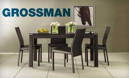 $200 Groupon to Grossman Furniture - Grossman Furniture in Philadelphia