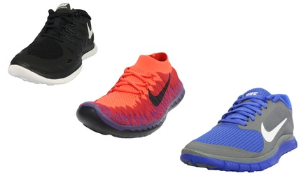 $79.95 for a Pair of Nike Free or Nike Free Flyknit Running Shoes for Women or Men