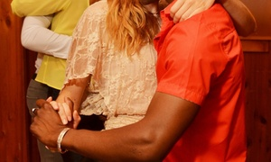 Kiz-Salsa: One or Four Kizomba Dance Classes at Kiz-Salsa (Up to 52% Off)