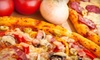 Singas Pizza - Hauppauge: $15 for $30 Worth of Pizza, Pasta, and Sandwiches at Singas Pizza in Hauppauge