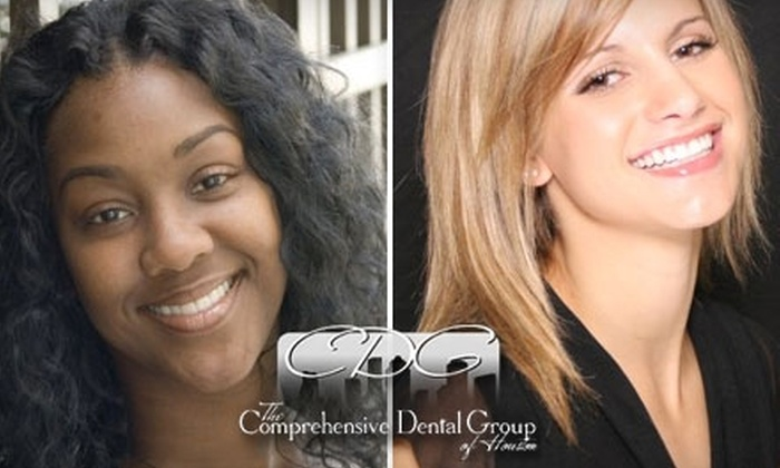 The Comprehensive Dental Group of Houston - Greenway/ Upper Kirby: $59 for an Oral Exam, X-rays, and Teeth Cleaning from The Comprehensive Dental Group of Houston ($334 Value)