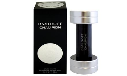 Eau de Toilette da uomo Champion Davidoff da 90 ml