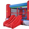 Boxing Ring Moon Bounce House