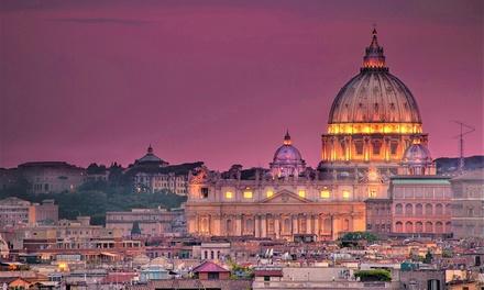 Roma: habitación doble o Twin con desayuno en Marta Inn Roma para 2 personas