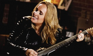 Melissa Etheridge: Melissa Etheridge: This is ME Solo at The Pabst Theater on October 14 at 8 p.m.