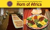Horn of Africa (Portland) - King: $15 for $35 Worth of Northeast African Fare at Horn of Africa