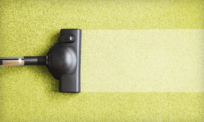 Gregory's Carpet Cleaning - Fridley: $49 for Carpet Cleaning for Two Rooms and a Hallway from Gregory's Carpet Cleaning ($129 Value)
