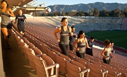 5 Group Fitness Classes (a $125 value) - Stadium Fitness in Pasadena