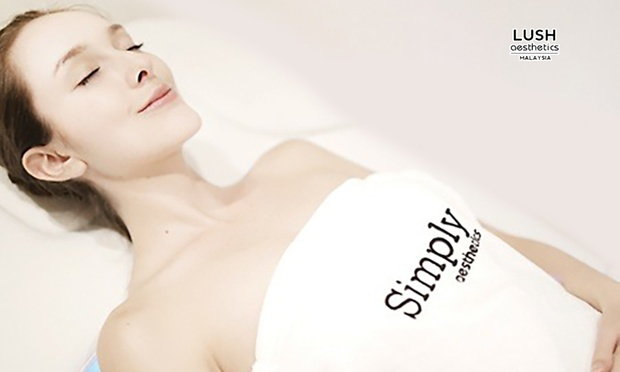 Lush aesthetics gurney paragon mall 5 laser hair removal for Accolades salon groupon