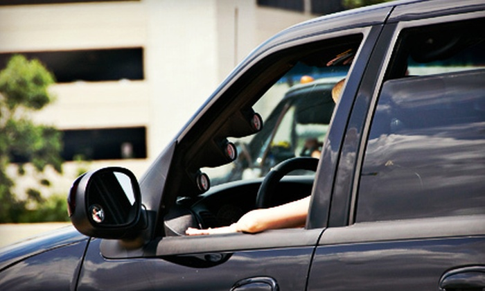 Tint Dynamics Sun Control - Loma Alta: $140 for a Car-Window-Tinting Treatment for Five Windows at Tint Dynamics Sun Control ($325 Value)