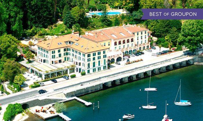 ste - hotel villa carlotta a belgirate, verbania | groupon getaways - Soggiorno Lago Maggiore