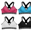 Women's Molded Cup Racer Back Sports Bra (6-Pack)