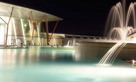 Chianciano Terme: fino a 7 notti per 2 persone con pezza pensione, terme e degustazione presso Hotel Gloria