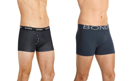 $39 for Six Pairs of Bonds Seamfree Trunks Don't Pay up to $118