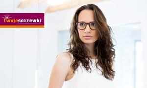 Twoje Soczewki (KN): Okulary korekcyjne, przeciwsłoneczne, badanie wzroku i więcej: groupony zniżkowe do salonów Twoje Soczewki