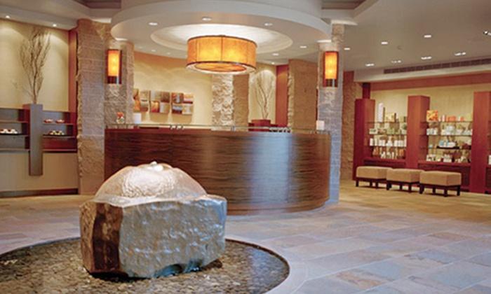 Scottsdale Hyatt Regency Spa Groupon