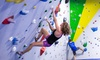 Up to 50% Off Indoor Bouldering at Central Rock Gym Framingham