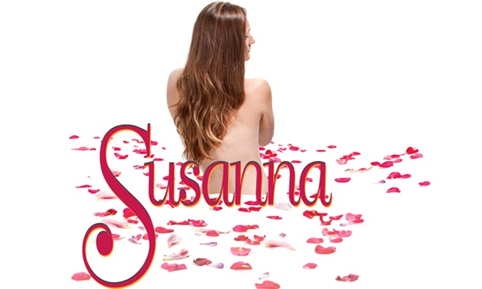 "Ars Lyrica Houston presents ""Susanna"" - Zilkha Hall at The Hobby Center for Performing Arts: Ars Lyrica Houston Presents ""Susanna"" on Saturday, March 29, or Sunday, March 30 (Up to 47% Off)"