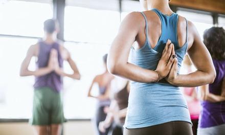 10 kundalini yogalessen bij yogacentrum Michon in Enschede