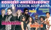 Koncert w Andrzejki - Azoty Arena: 129 zł: bilet na koncert z zespołami Alphaville, Fancy, sound of BoneyM i inni w Hali Azoty Arena (zamiast 159 zł)
