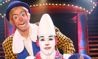 1 place orchestre pour le Cirque Pinder à 15 € à Concarneau