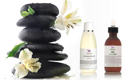 1, 2 o 3 sets de aceite de 111 hierbas + argán orgánico Efory cosmetics