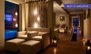Rain Spa at The Radisson Blu Limerick: Pamper Package with Three Treatments for One or Two at Rain Spa at The Radisson Blu Limerick (46% Off)