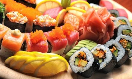 All you can eat Sushi in Corso Garibaldi