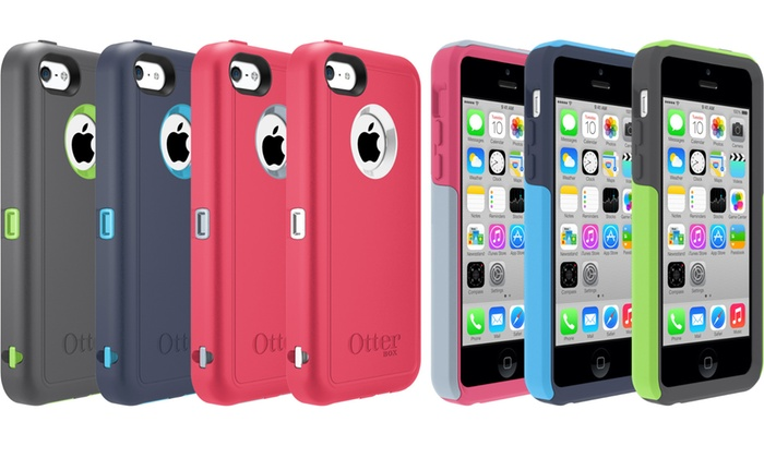 OtterBox Defender or Commuter Series iPhone 5C Cases