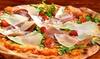 Garten Eden - Koblenz: 29 cm Pizza à la carte für 2 oder 4 Personen im Garten Eden (bis zu 39% sparen*)