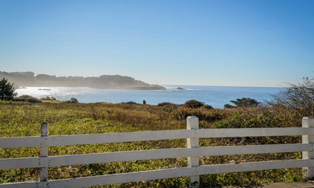 Stay at Mendocino Hotel & Garden Suites, CA, with Dates into September