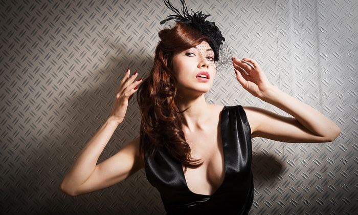 The House Of Mood Presents 1920's Speak Easy Burlesque & Cabaret Show - The House of Mood: The House Of Mood Presents 1920's Speak Easy Burlesque & Cabaret Show on Saturday, June 7 (Up to 50% Off)