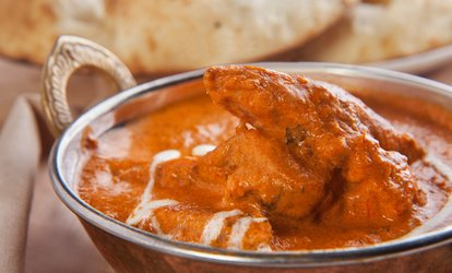 image for Four-Course Indian Lunch for Two or Four at 4500 Miles to Delhi (50% Off)