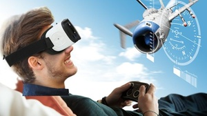 Flight Sim Center: Fino a un'ora di realtà virtuale con Skybird One Division a scelta tra 2 temi da Flight Sim Center (sconto fino a 63%)